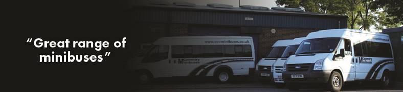 Regular Minibus Hire