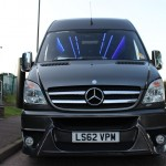 Coventry Luxury Minibus Hire