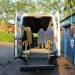 coventry wheelchair access minibus hire experts