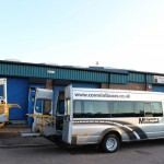 coventry wheelchair access minibus hire specialists