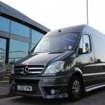 luxury minibus hire in Coventry