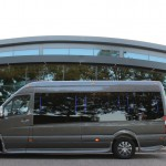 luxury minibus hire coventry