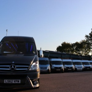 Coventry mini bus hire offer a fantastic selection