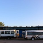 wheelchair access minibus hire coventry