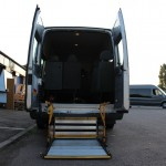 wheelchair access minibus hire coventry experts