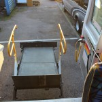 wheelchair access minibus hire in coventry team